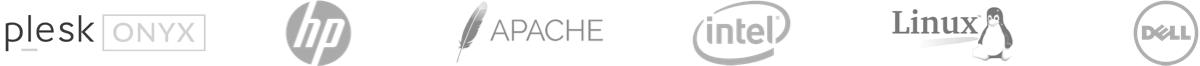 Webhosting Komponenten